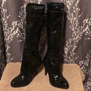 Nine West tall boots NWOT size 7.5m